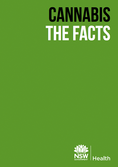 Cannabis Drug Facts Booklet