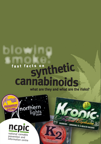 Fast Facts on Synthetic Cannabinoids