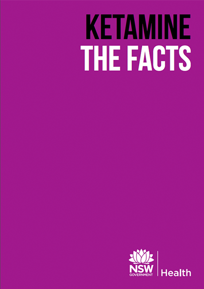 Ketamine Drug Facts Booklet