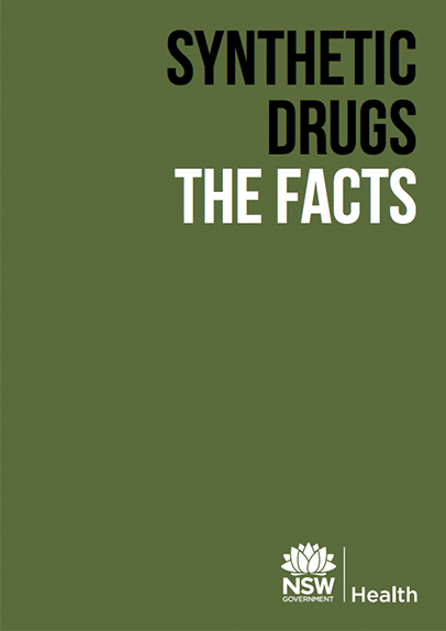 Synthetic Drugs Facts Booklet