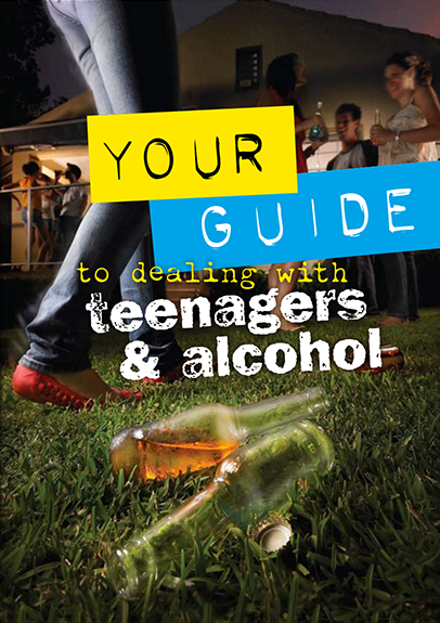 Your Guide to Dealing With Teenagers and Alcohol (Display Box)
