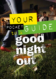 Your Pocket Guide to a Good Night Out (Display Box)