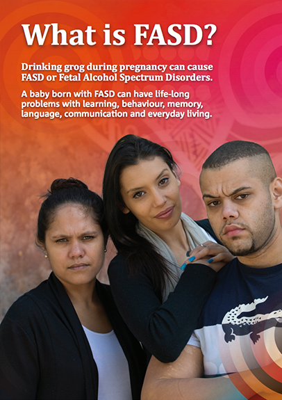 Stay Strong FASD Poster for Young People