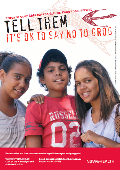 It's OK to Say No Poster