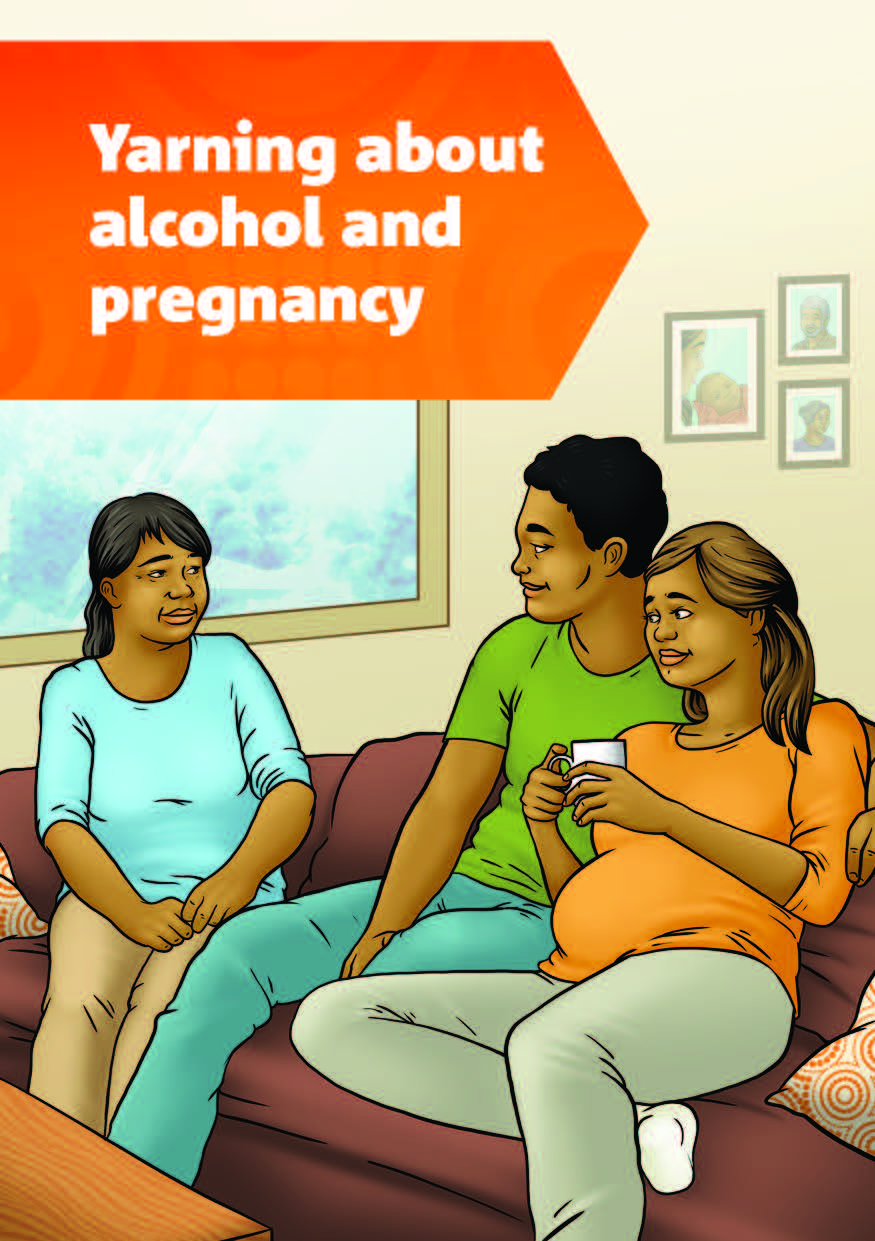 Yarning about alcohol and pregnancy