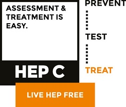 Hepatitis C can be cured!